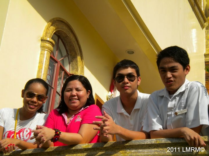 A Visit at Benedectine Monastery of St. Anne in Iligan City 01