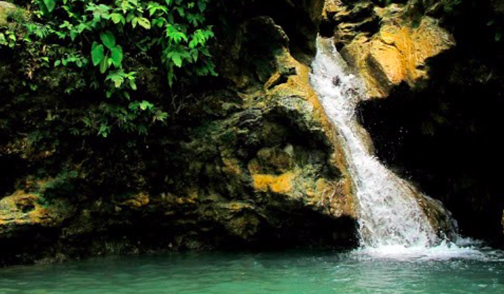 Small Yet Simple Dalipuga Falls, Iligan City
