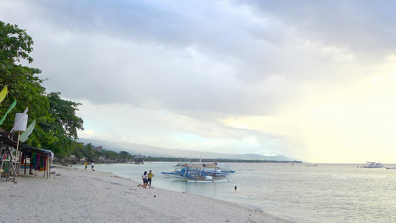 SOUTH CEBU | Where to Stay in Moalboal