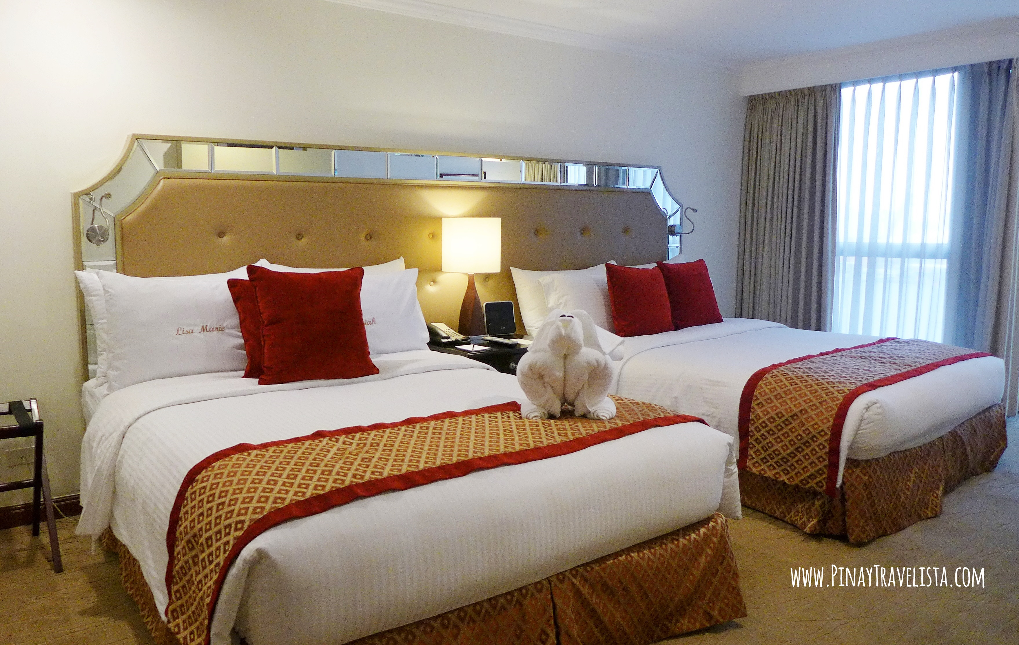 Discovery Suites Ortigas | Where To Stay in Metro Manila