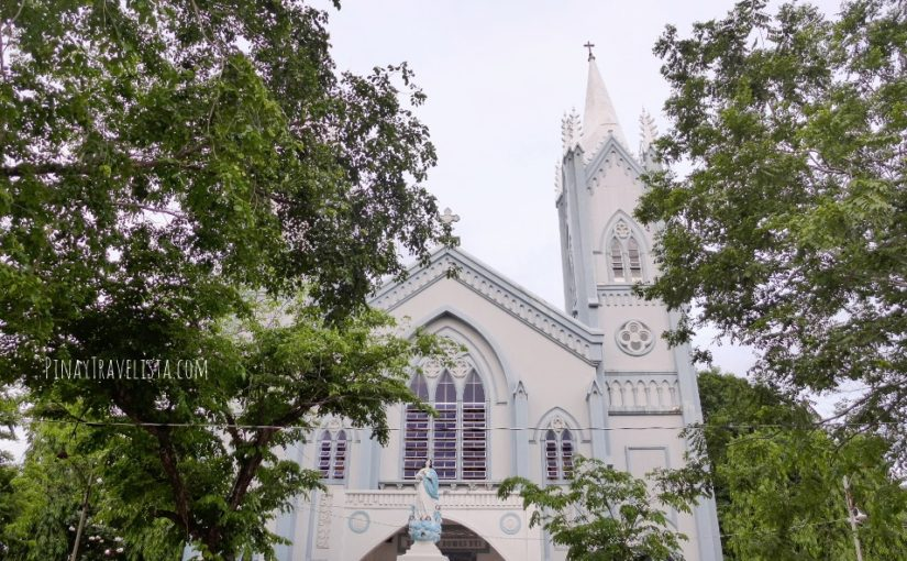 Puerto Princesa's Historic Immaculate Concepcion Cathedral