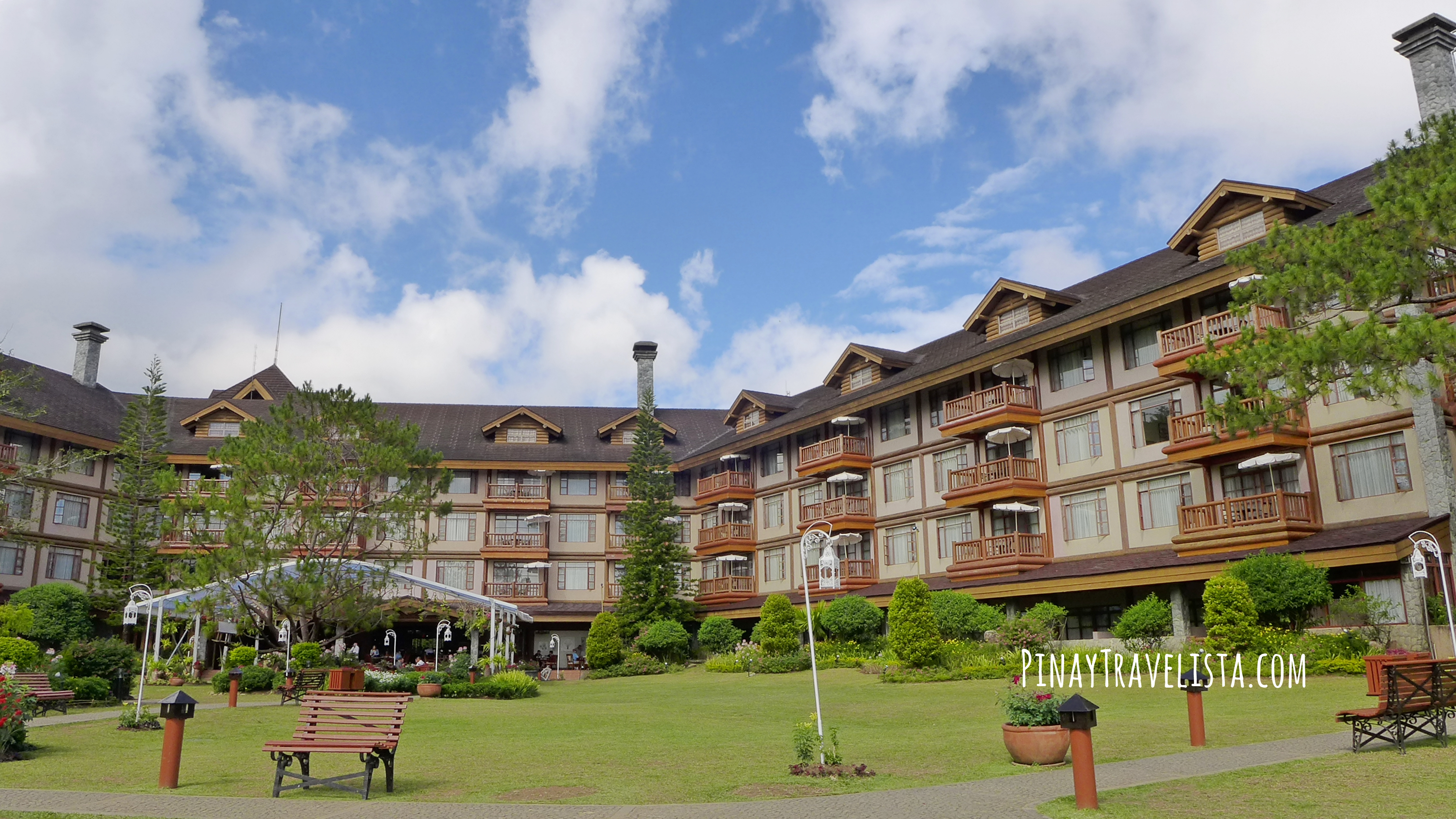 Not Yet Sure On Where To Stay For The Rest Of Our Baguio City Trip Manor At Camp John Hay Was Gest Surprise Located Major Tourism And