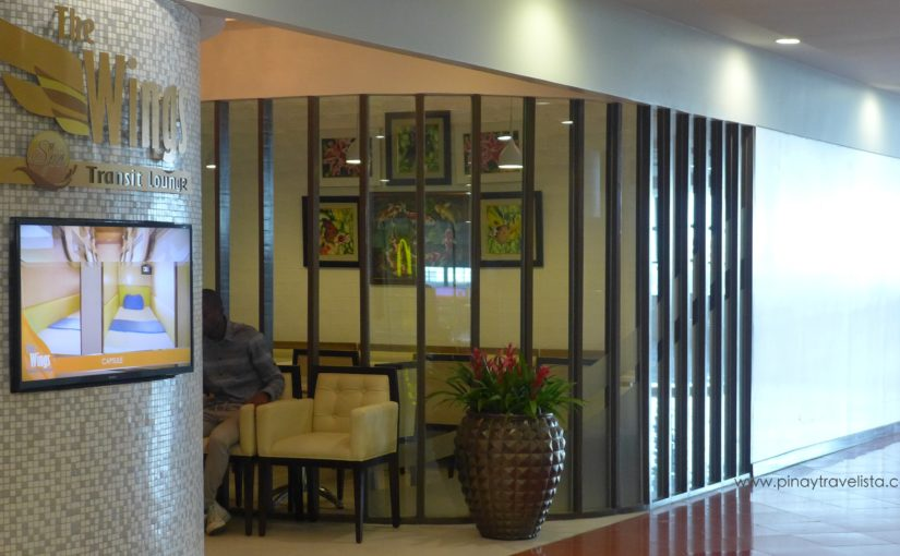 The Wings Transit Lounge | Airport Lounge at NAIA Terminal 3